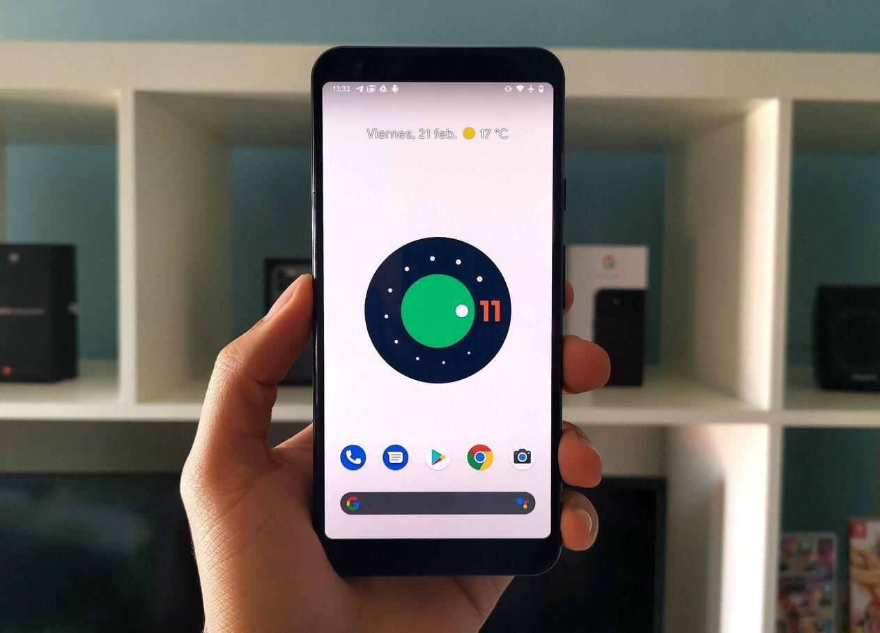 Android 11 ya está disponible: a qué celulares llegó