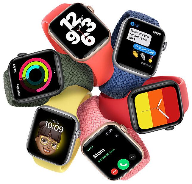 El nuevo Apple Watch 7 tendrá producción limitada