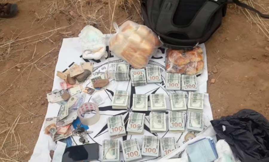 En Argentina detienen a boliviano que llevaba $us 186 mil