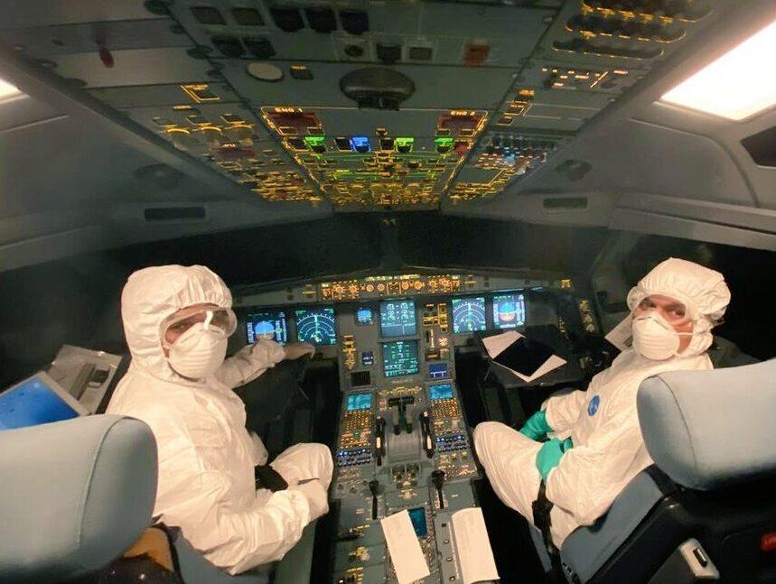 EEUU: cuáles son las nuevas recomendaciones sanitarias de los CDC para quienes viajen en avión durante la pandemia