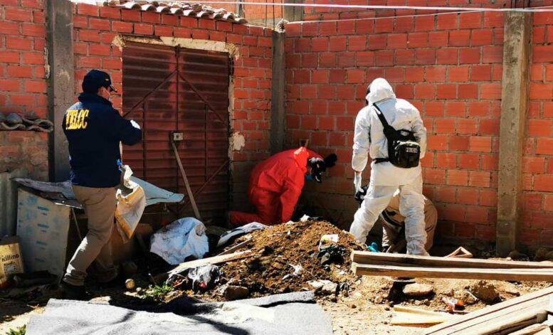 Encuentran cadáver de hombre reportado como desaparecido