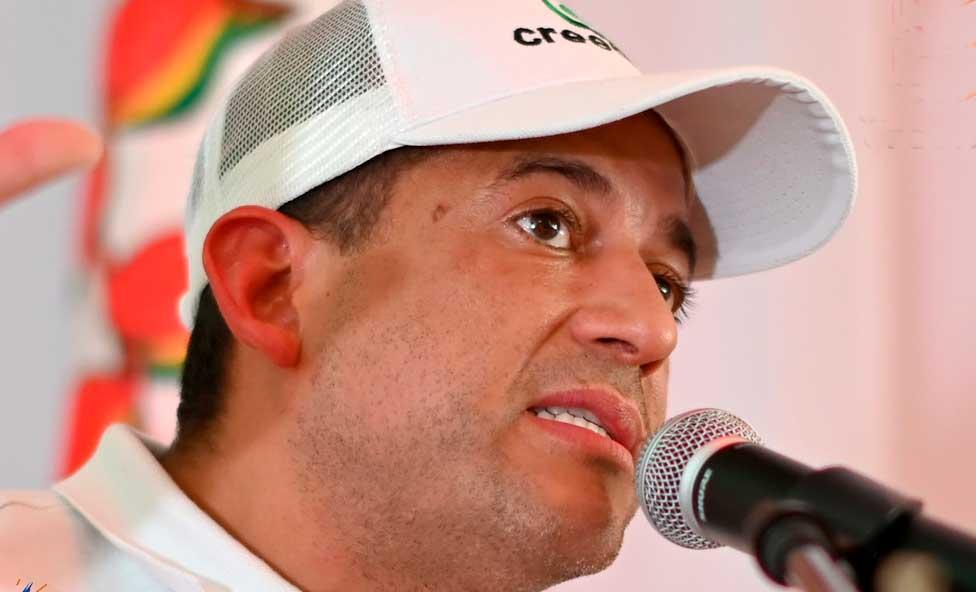 """Camacho: """"Mesa nunca se opuso a Evo Morales, fue un colaboracionista"""""""