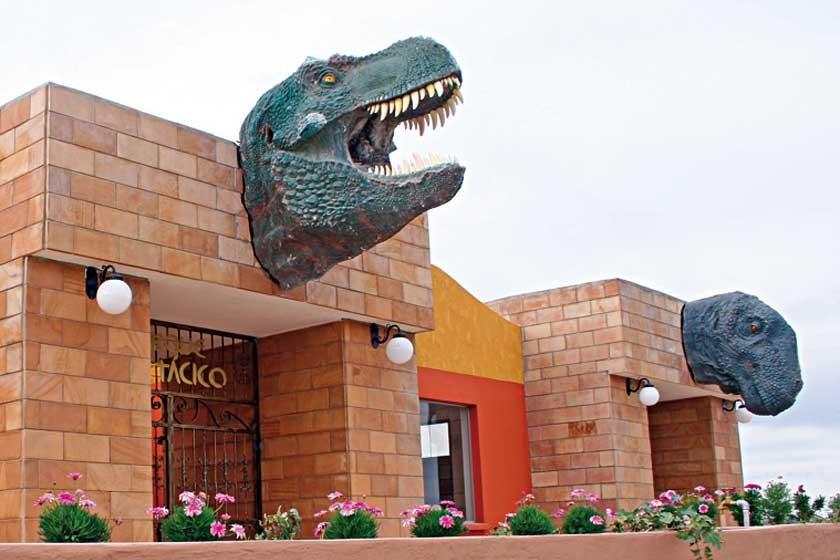 El Parque Cretácico de Sucre abrirá de martes a domingo