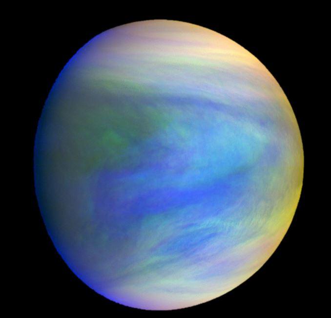 Astrónomos descubrieron indicios de vida en las nubes de Venus