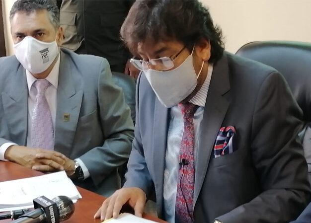 Procurador espera notificación de la Asamblea para cesar en el cargo