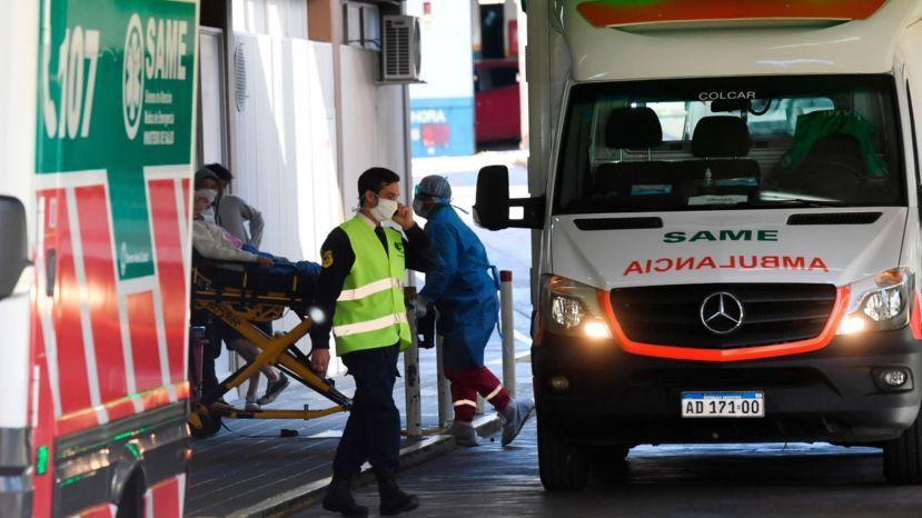 Argentina confirmaron 722 muertes y 31.137 nuevos casos de coronavirus en las últimas 24 horas
