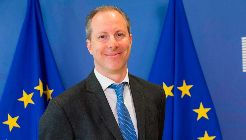 Michael Dóczy es el nuevo Embajador de la Unión Europea en Bolivia