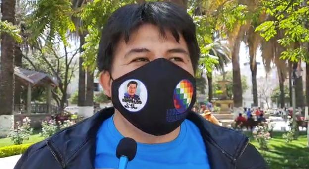 El MAS anuncia la llegada de Evo Morales a Tarija el 29 de noviembre