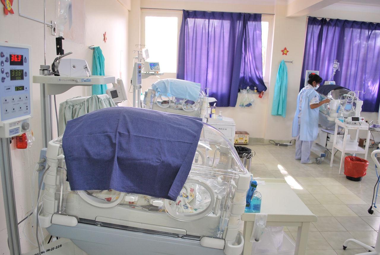 Reportan que al menos 44 madres con coronavirus dieron a luz en el hospital Obrero de Tarija