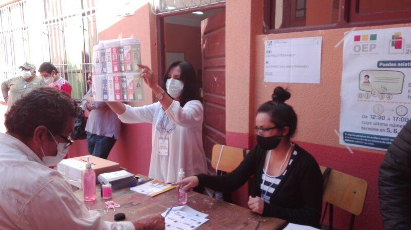 Cívicos de Tarija piden aprobar la Ley del Régimen Electoral Departamental antes de las subnacionales