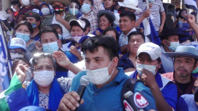 MAS de Tarija gestiona una ley para mantener elección por voto de subgobernadores