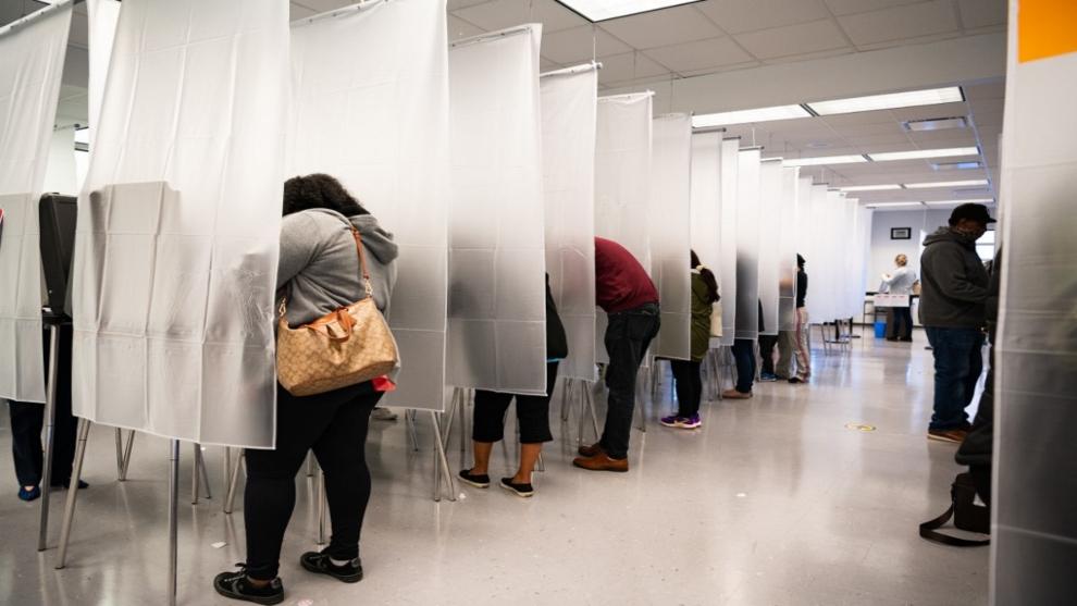 Cifra récord de votaciones anticipadas para las elecciones presidenciales de EEUU