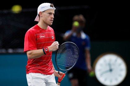 Diego Schwartzman venció a Jan-Lennard Struff en un partido vibrante y avanzó a los cuartos de final de Roland Garros