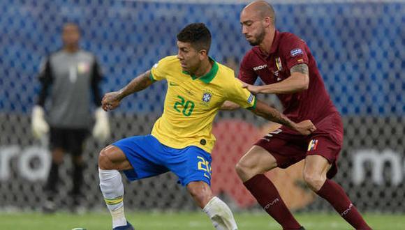 Brasil recibirá a Venezuela con la intención de seguir liderando las Eliminatorias
