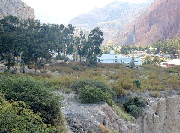 Señalan que el crecimiento de urbanizaciones clandestinas afecta gravemente a las áreas verdes en Tarija