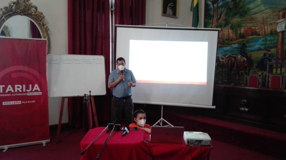Alcaldía de Tarija presenta proyecto de ley para la continuidad a proyectos en nuevas gestiones de Gobierno