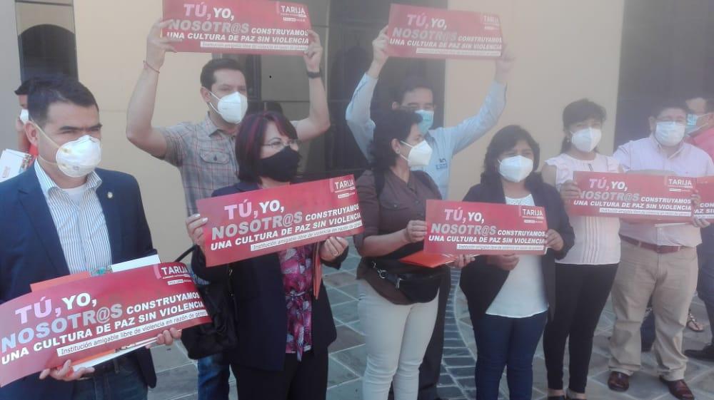 Reconocen a varias instituciones de Tarija y las denominan