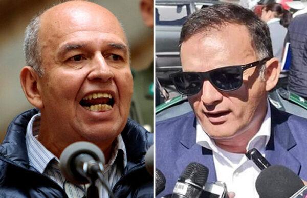 Policía confirma que exministros Murillo y López dejaron el país el 9 de  noviembre - La Voz de Tarija