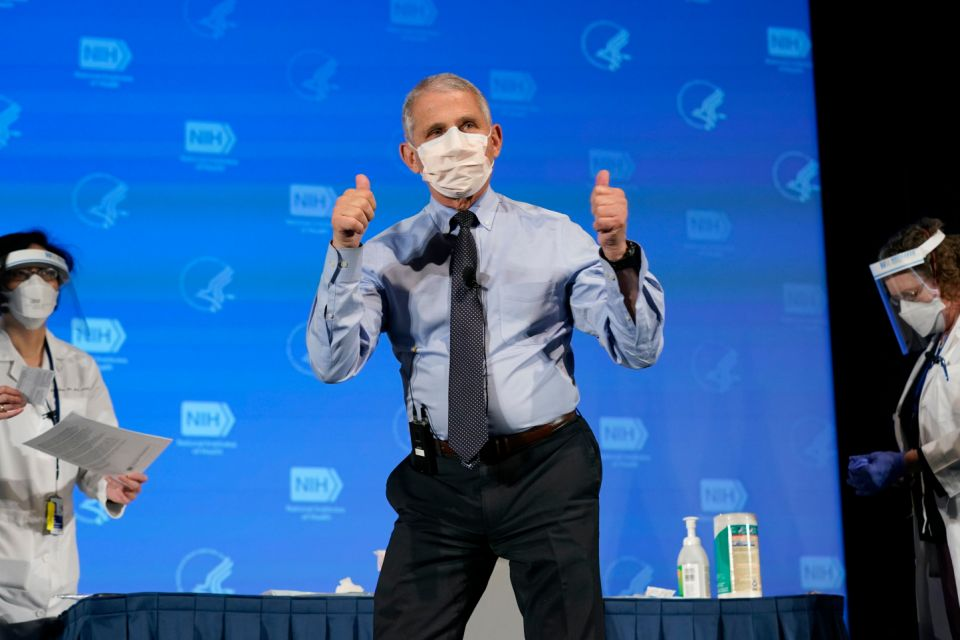 Vacunas, mitos y hasta cuándo usaremos mascarillas: Anthony Fauci respondió las dudas que tenemos todos