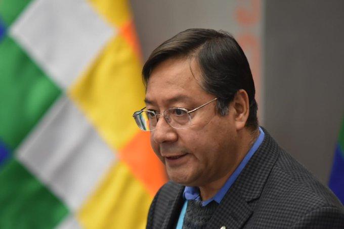 Luis Arce: Las remesas crecieron en 6% y la crisis económica está quedando atrás