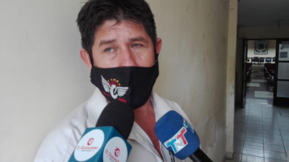 """Castillo propone """"Ley departamental del Transporte"""" en Tarija"""