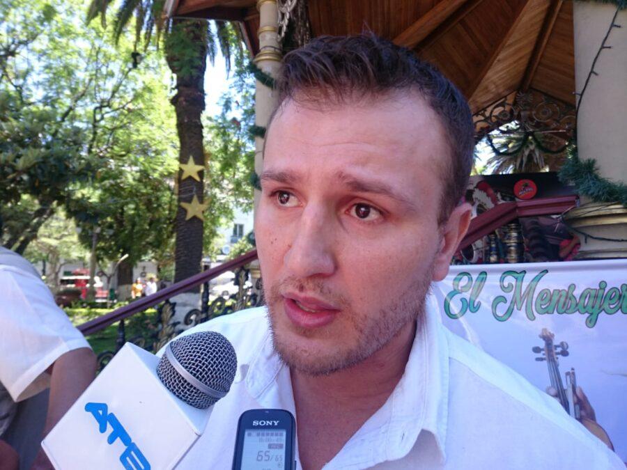MAS asegura que Rodolfo Meyer será el candidato a la Alcaldía si TED inhabilita a Buhezo