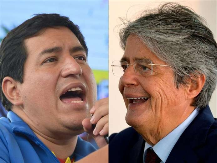 El izquierdista Arauz y el derechista Lasso disputarán balotaje en Ecuador
