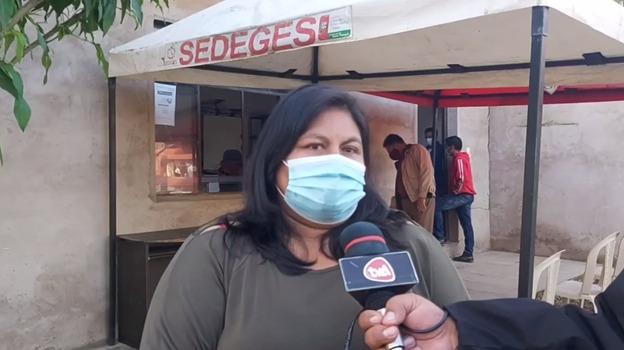 Sedeges de Tarija no podrá entregar el paquete alimentario completo a personas con discapacidad