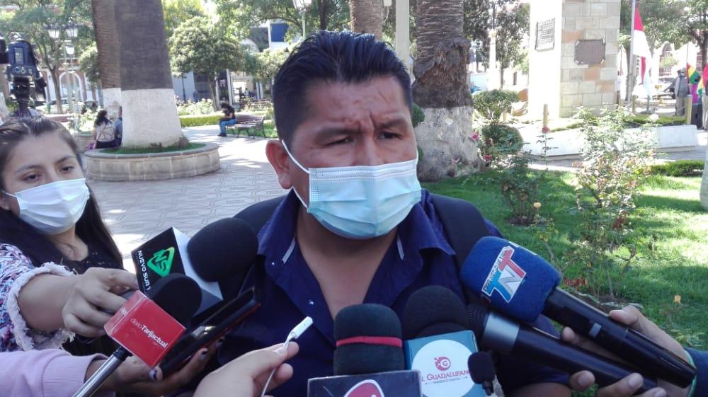Diputado por Tarija pide a médicos no perjudicar la gestión del Gobierno en la lucha contra la pandemia