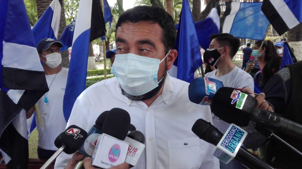 Álvaro Ruiz asegura que ganará la Gobernación de Tarija tras resultados de Ciesmori