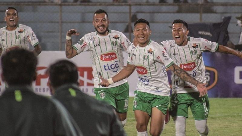Tomayapo vencio a Real Santa Cruz en el IV Centenario de Tarija