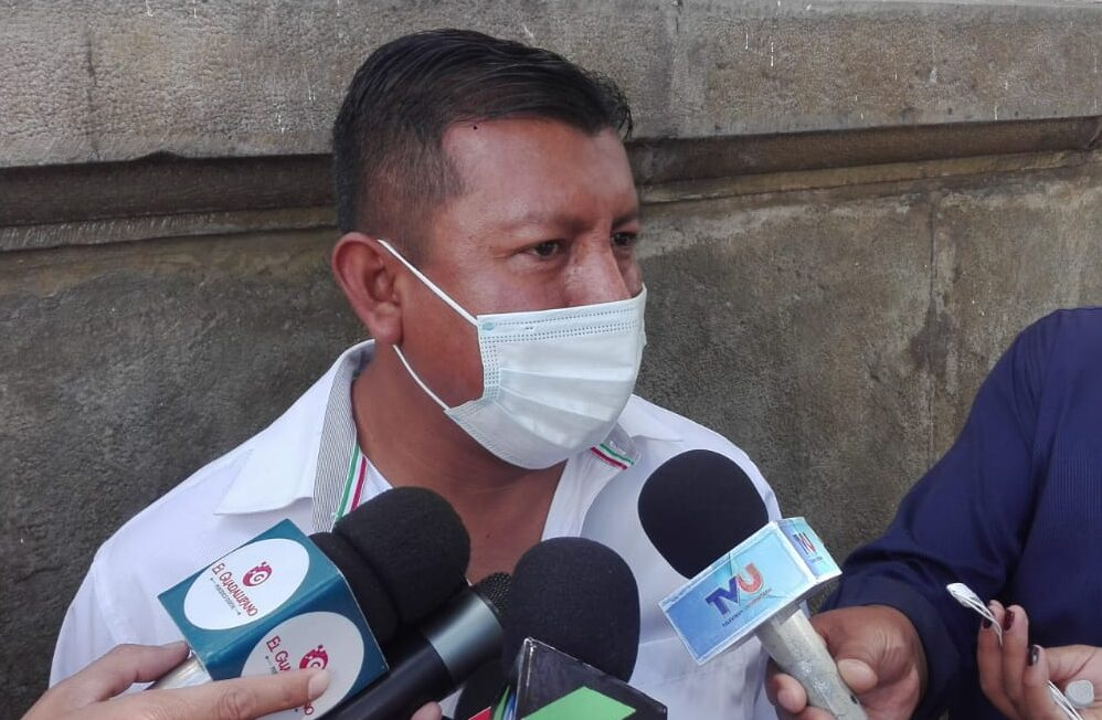 Diputado Rosas denuncia a Gonzalo Gandarillas ante el Ministerio Público por el caso computadoras