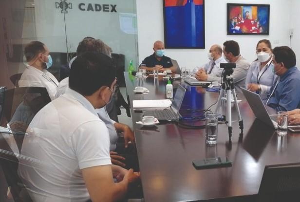 El BDP socializa el crédito SIBOLIVIA con empresarios cruceños para reactivar el sector productivo y sustituir las importaciones