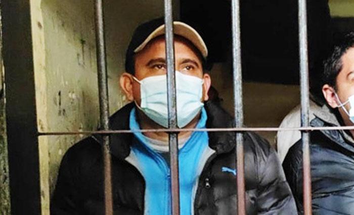 Muere el padre del exministro Guzmán y piden al juez que le permita viajar a darle el último adiós