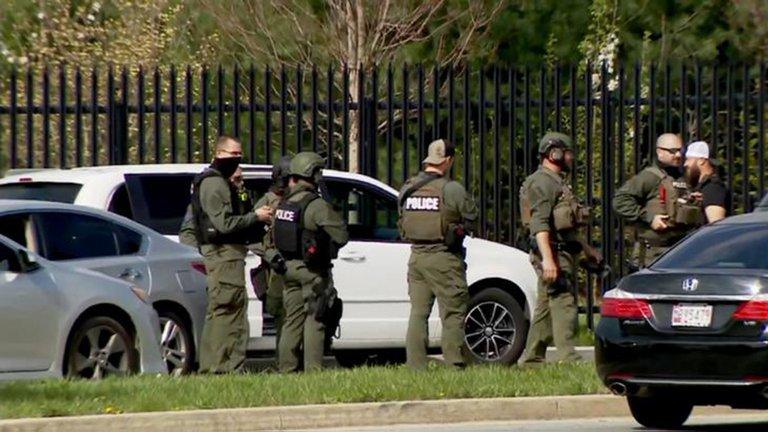 EEUU: Tiroteo en Maryland: hay dos heridos graves y el atacante fue abatido