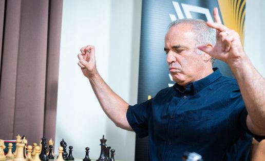 Garry Kasparov lanza su red social de ajedrez con cursos y guías personalizadas