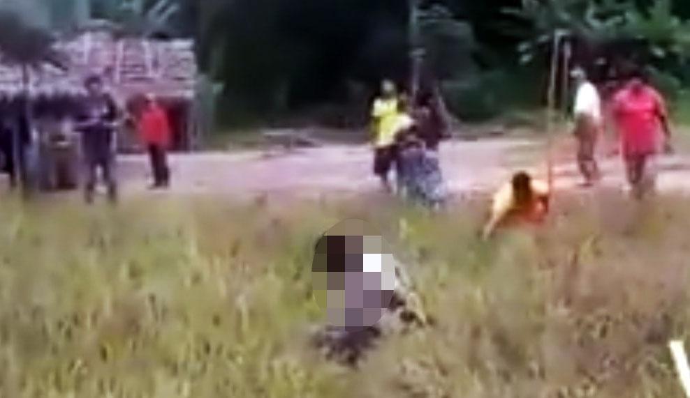 Lincharon a un hombre prendiéndole fuego en una comunidad indígena de Beni