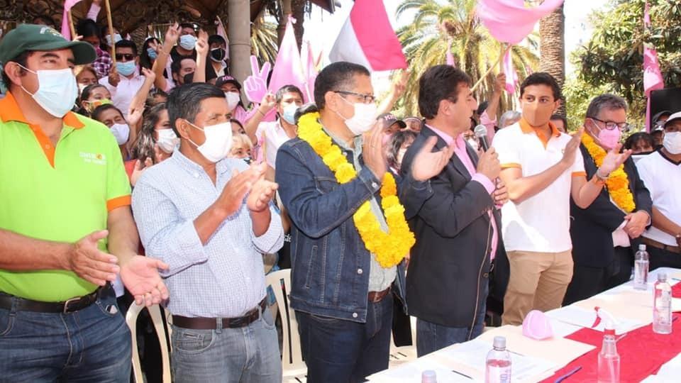 """Unidos cerrará campaña en la plaza principal de Tarija con un acto """"austero"""""""