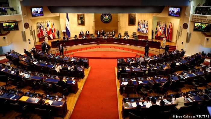 OEA rechaza la destitución de magistrados y del fiscal general en El Salvador