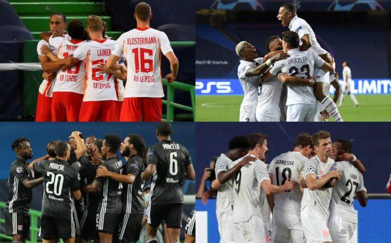 Semifinales de Champions: Varane, descartado y Mbappé llega golpeado