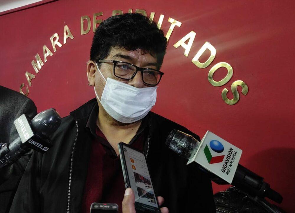 Diputado del MAS denuncia a Salvador Romero por incumplimiento de deberes y pide su arraigo