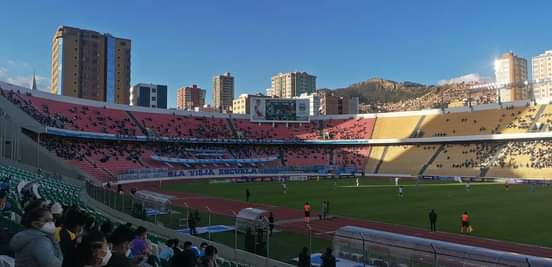 Real Tomayapo cae en su visita a Bolívar por 2 a 0 y suma su segunda derrota en el torneo
