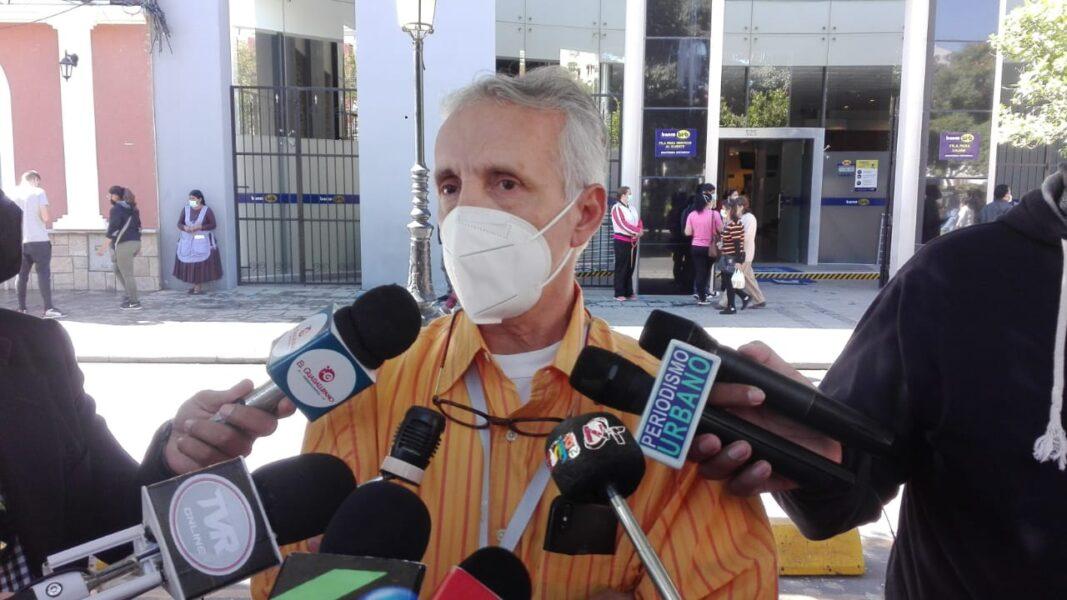Castellanos ve con mucha expectativa trabajo de nuevas autoridades en Tarija
