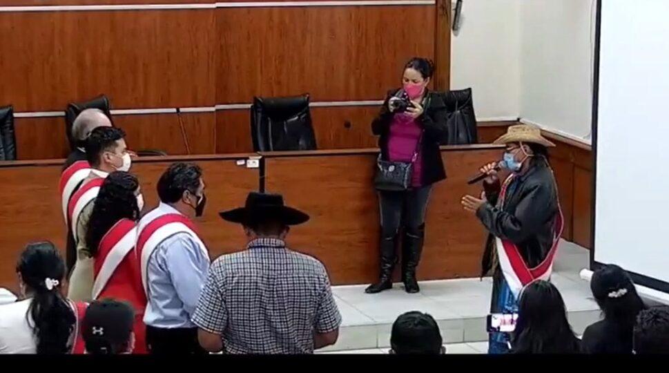 Posesionan a Nicolás Montero como nuevo presidente de la Asamblea de Tarija