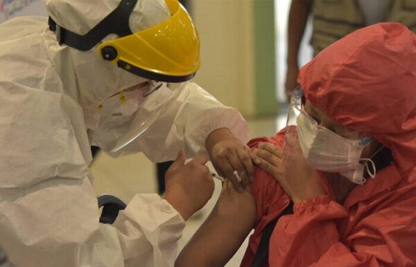 Más de 6.000 personas fueron vacunadas en un solo día en todo el departamento de Tarija