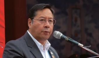 Luis Arce felicita a Pedro Castillo y afirma que 'la Patria Grande suma fuerzas'