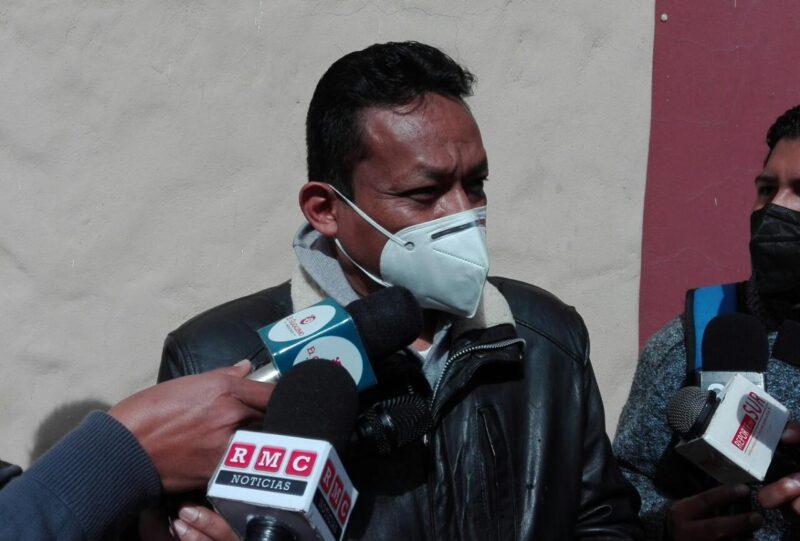Alcaldía de Tarija insta la población a cumplir las medidas de bioseguridad para bajar los contagios