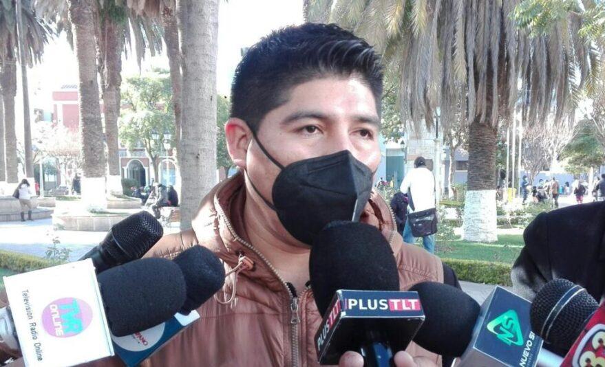 COD de Tarija asegura tener pruebas contundentes del saqueo que sufre la CNS