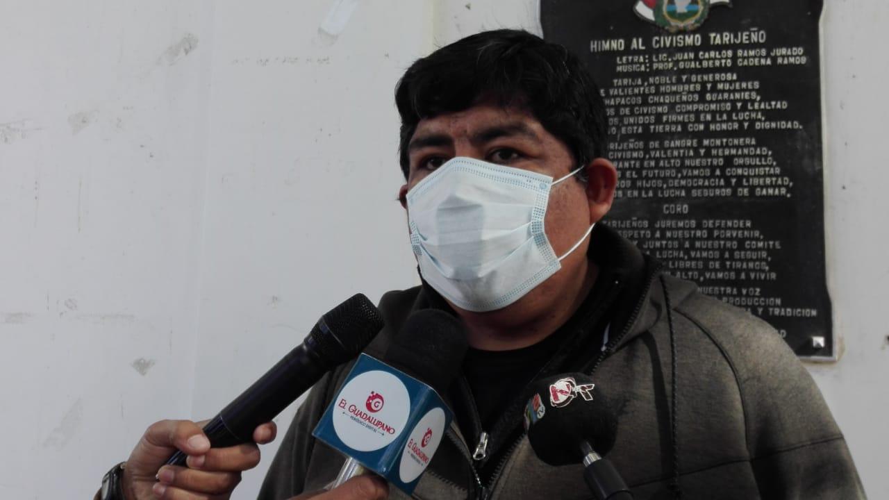 Cívicos de Tarija esperan la autorización del COED para la realización de la elección del nuevo directorio