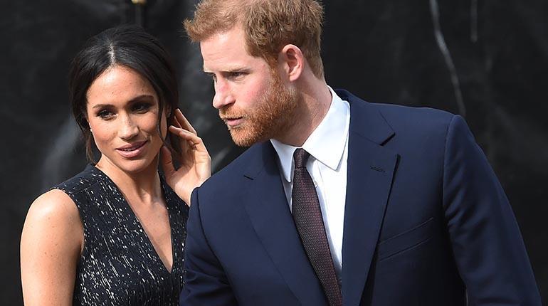 El príncipe Enrique y Meghan Markle anuncian el nacimiento de su hija tras un año tumultuoso